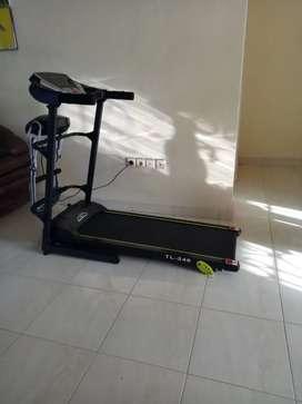 Promo treadmill Elektrik TL 246