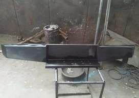 mahindra. thar rear bumper