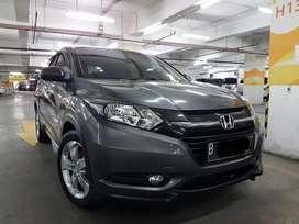 Honda HRV E 2016 matic abu abu