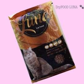 Makanan Kucing Luna 500 gram