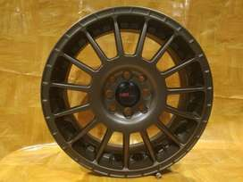 kredit velg tipe ARROW-JD803-HSR-R16X7-H8X100-1143-ET45-SMBR