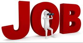 NEED MALE/FEMALE CANDIDATES FOR RECEPTIONIST POST IN PUNE