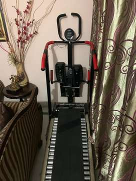 New manual treadmill