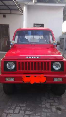 Suzuki jimny 88 4x2 kasep