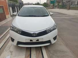 Toyota Corolla Altis 2017 Diesel 67427 Km Driven
