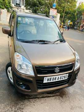 Maruti Suzuki Wagon R VXi with ABS Minor, 2014, Petrol