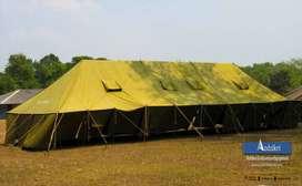 Tenda Pleton | Regu | Komando |Unicef 6 x 14