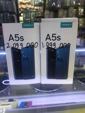 Bisa KREDIT & KAS DP Murah Oppo A5s ram 3/32 baru resmi