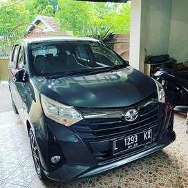 Toyota Calya 1.2 G A/T 2020 Abu-Abu