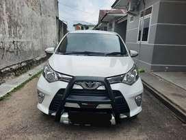 Dijual Toyota Calya Type G manual 2017.