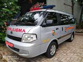 Dijual KIA Pregio Ambulance Medical