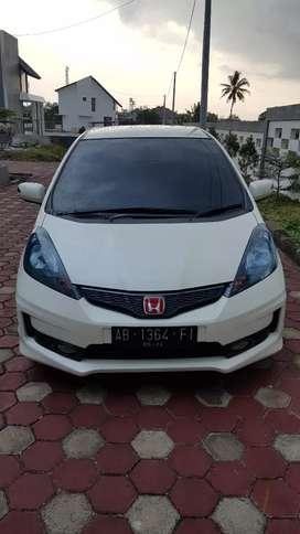 Honda jazz Rs mmc 2012 manual