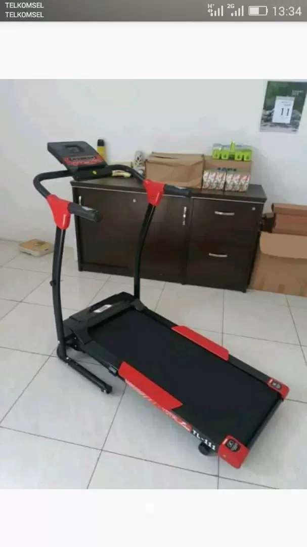 Treadmill Tl satu fungsi total fit 111 0