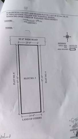 2 plots available nr registration office