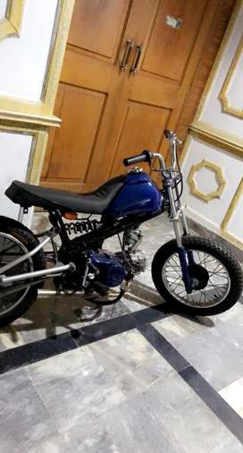 Mini trail 49 cc japanese