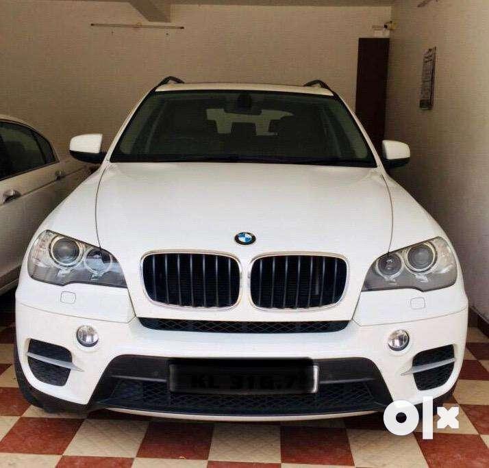 BMW X5 2013 xDrive 30d Europe Import.