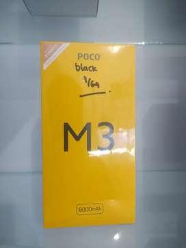 POCO M3 4/64gb. Harga terbaik Garansi Resmi TAM