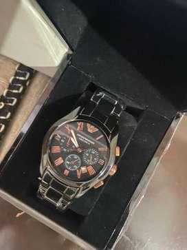 Emporio Armani mens original watch