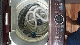 Samsung Washing Machine, 10 years, fully automatic