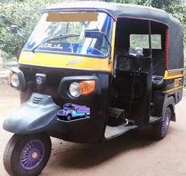 Ape autorikshaw