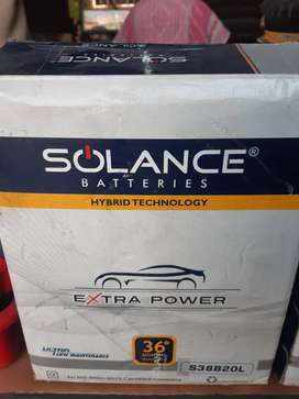 i want to sell brand new battery for car