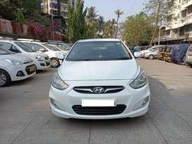 Hyundai Verna CRDi 1.6 AT EX, 2013, Diesel