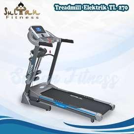 ALAT FITNESS Treadmill Elektrik Total TL 270 Surabaya