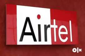 Required Male/Female Both In Airtel