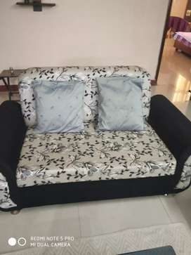Sofa set in very good condition. 3+2+2. Only two and half year old .