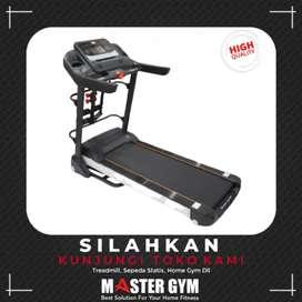 Alat Fitness Treadmill Electrik MG/537 - Kunjungi Toko Kami