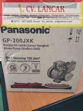Pompa Air Non Otomatis Panasonic 200jxk 45L/menit (Gratis Ongkir )