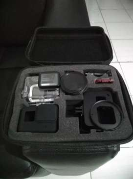 Kit Kamera Gopro Hero 7 Black (Perlengkapan)