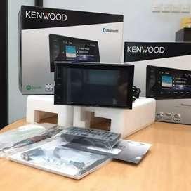 Double din kenwood 419BT readystock