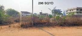 East Facing Plot near tolichowki Bharat Nagar Neknampur, Alkapur