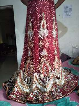 New bridel Lhengga choli sale