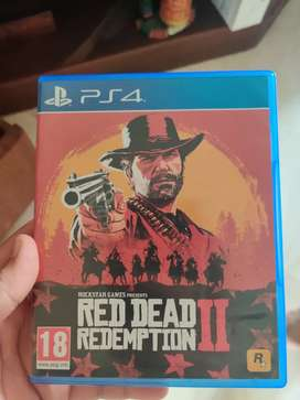 Ps4/Ps5 Games Red dead redemption last of us god of war