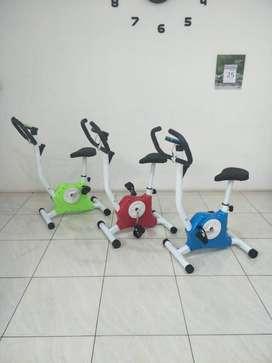 Alat Fitness Sepeda Statis Mini Bike TL-8215 - Sepeda Olahraga Murah