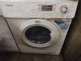 Samsung 6.5 kg air plus Ag+ washer+dryer inbuilt