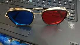 3D Red-Blue/Cyan Glasses For Normal LCD, LED, Laptops and Mobiles.