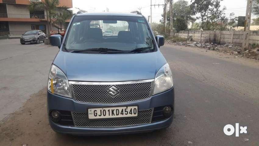 Maruti Suzuki Wagon R VXi BS-III, 2010, CNG & Hybrids 0