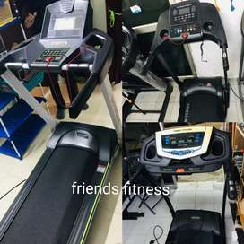 Treadmill hi treadmill / Exercise cycles ( Home delievery)