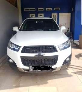 DIJUAL Chevrolet CAPTIVA Diesel 2013, kondisi mulus & Bergaransi