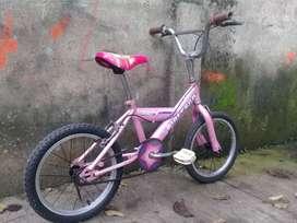 Sepeda anak uk 16 merk FAMILY