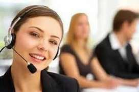 Urgent requirement for a female telecaller of calling..