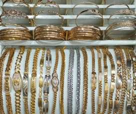Kami terima perhiasan emas, gelang berlian,batu permata hrg tinggi cod