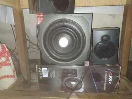 F&D 2.1 bluetooth speaker a521x