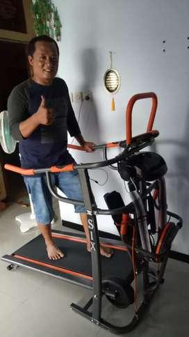 Treadmill manual 7f/harga special