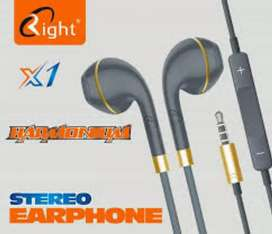 C Right original Handfree new