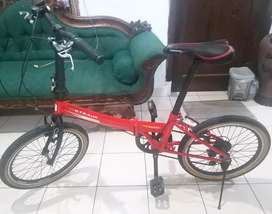 Sepeda lipat 20 inch Genio Ostrava