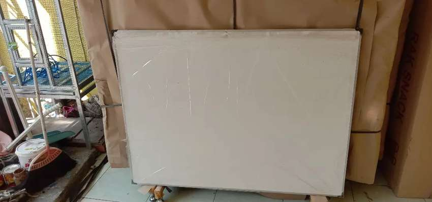 White board baru segala ukuran ready 0